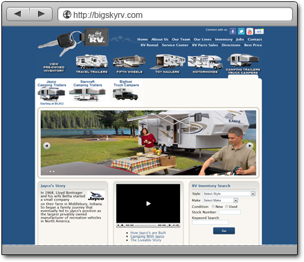 Big Sky RV Inc.