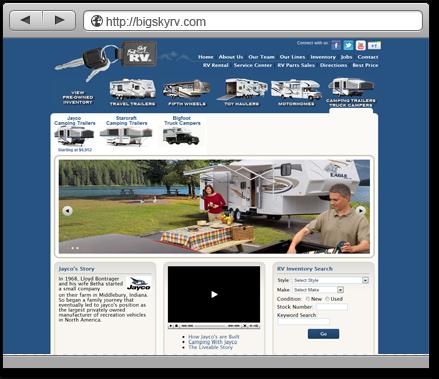 Big Sky RV Inc.